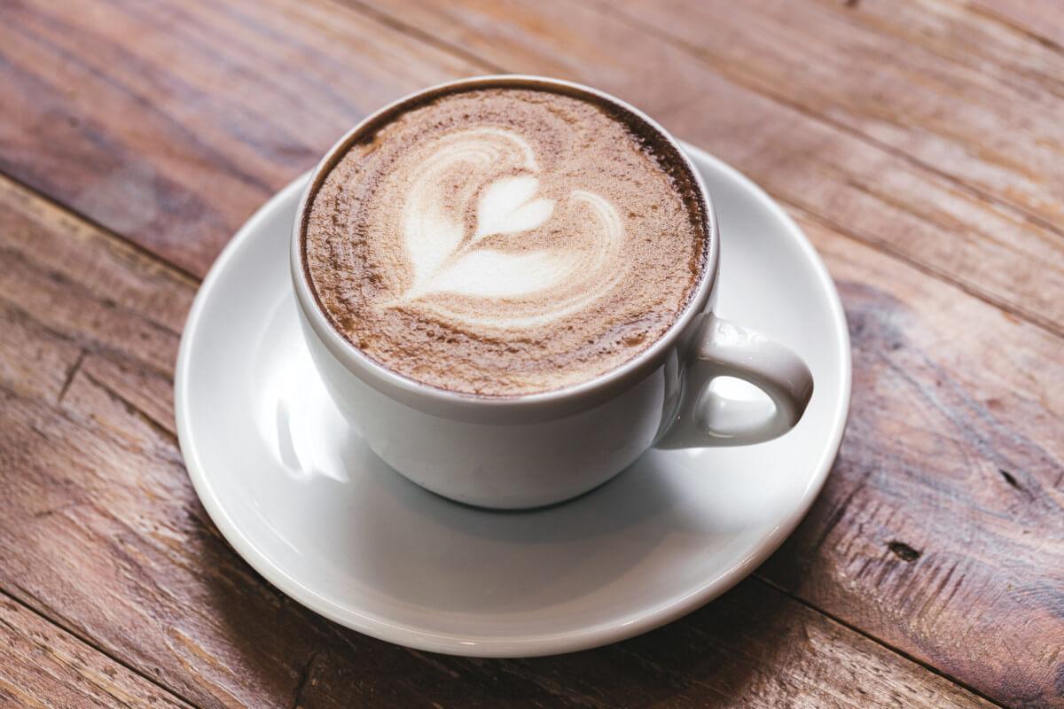 おいしくて何度もデリバリー注文してしまうコーヒーの画像