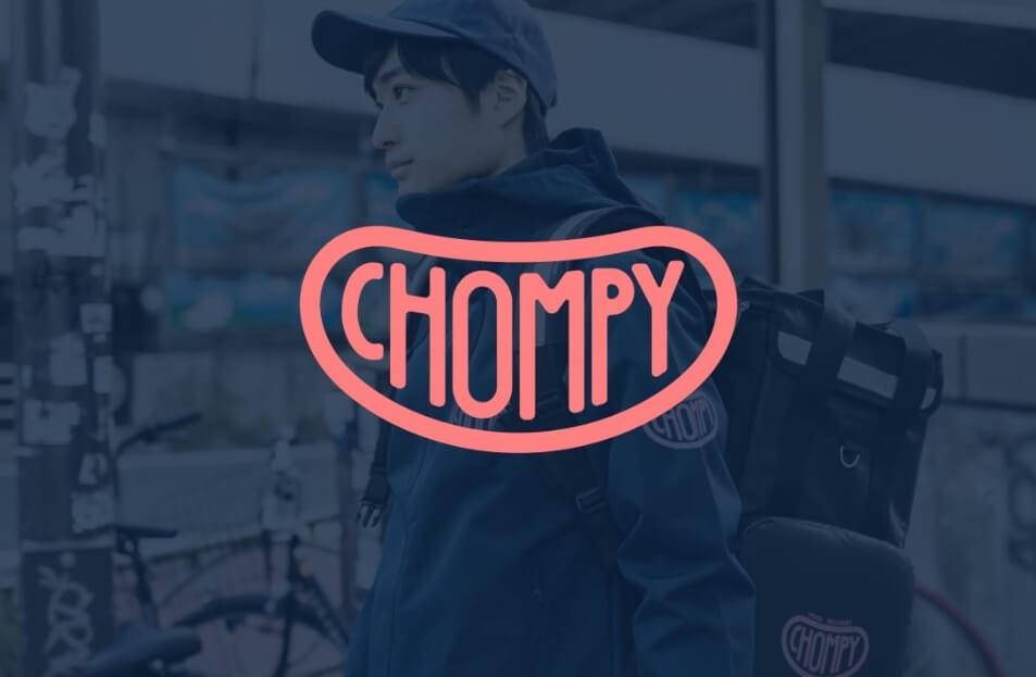 chompyの公式ロゴの画像2