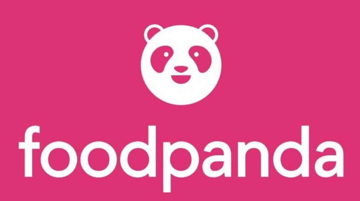 foodpanda(フードパンダ)の公式ロゴ1