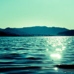 高知県の宇佐湾の画像