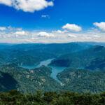 福島県の田子倉ダムの画像